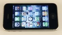 iPhone (Deborah Baic/The Globe and Mail/Deborah Baic/The Globe and Mail)