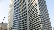 Place Ville Marie is one of Montreal's tallest buildings at 43 storeys. (RYAN REMIORZ/CP)