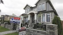 "Home prices in Canada have jumped 60 per cent in the past 15 years and remain overvalued from 7 per cent to 20 per cent, in line for a ""soft landing"" over the next few years, the IMF said. (Julie Gordon/Reuters)"