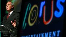 File photo of John Cassaday, chief executive officer of Corus Entertainment. (Jeff McIntosh/The Globe and Mail)