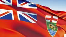 Manitoba flag (Björn Kindler/iStockphoto/Björn Kindler/iStockphoto)