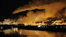 Syncrude operations near Fort McMurray, Alta. (MARK RALSTON)