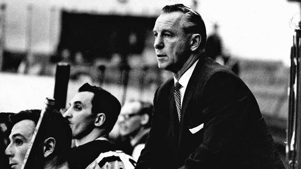 Milt Schmidt: NHL Player, Coach And GM Belonged To Fabled Bruins Line
