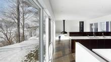 Toronto architect Cindy Rendely Indigo House, Lake Erie, by Cindy Rendely Architexture. (photos by Tom Arban)