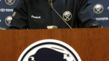 Darcy Regier has been the Buffalo Sabres' general manager since 1997, one of the longest tenures in the NHL. (DAVID DUPREY/AP)