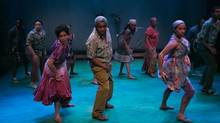 Once on This Island is a pleasant production, in particular for young people. (Joanna Akyol)