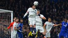 Paris Saint-Germain advanced to the quarter-finals of the Champions League on Wednesday by eliminating Chelsea, but order will return before long. (GLYN KIRK/AFP/Getty Images)