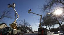 Despite having to maintain an extensive network of power lines, Toronto Hydro has been profitable enough to deliver more than $100-million in dividends to the city since 2013. (Peter Power/The Globe and Mail)