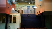 The residential units at Eva's Phoenix shelter. Eva's Phoenix is part of Eva's Initiatives, shelters for homeless and at-risk youth. The shelters provide residence . (Sami Siva/The Globe and Mail/Sami Siva/The Globe and Mail)