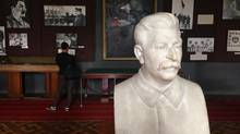 Sixty years after his death, Stalin still provokes profound ambivalence in Georgia, as across much of the former Soviet Union (Mark Mackinnon/The Globe and Mail)