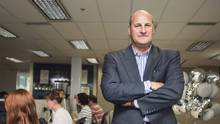 Bryan Pearson, CEO of LoyaltyOne, the company that runs Air Miles, says the firm has been slow to respond to criticism, but defends the decision to impose expiry dates as a marketing strategy. (JENNIFER ROBERTS For The Globe and Mail)