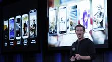Facebook CEO Mark Zuckerberg. (ROBERT GALBRAITH/REUTERS)