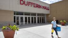 Dufferin Mall in Toronto, one of the properties in the Primaris portfolio, is seen in this file photo. (Ryan Enn Hughes/The Globe and Mail)