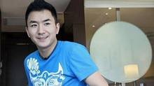 Lin Jun, a Chinese student at Concordia University. (Facebook)