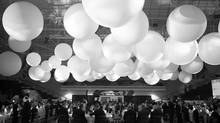 Toronto's philanthropic set have embraced a new model of charity event that's 'intimate, private and exclusive.' (Della Rollins For The Globe and Mail)