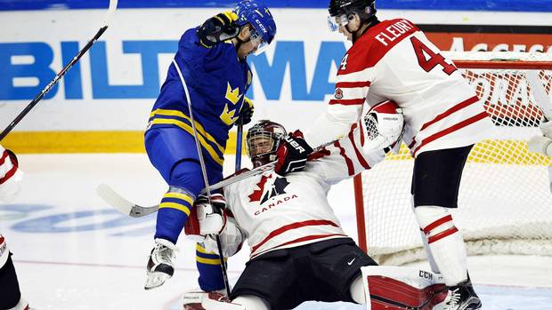WJC: Canada's World Junior Loss To Sweden A Forgettable Finish To 2015