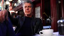 Anthony Bourdain: (The Travel Channel)