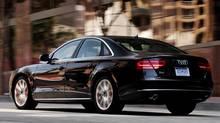 2013 Audi A8 (Audi)