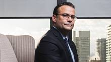 David Sharpe's firm provides short-term financing to small and mid-sized borrowers including First Nations groups that might not meet bank lending requirements. (JENNIFER ROBERTS/The Globe and Mail)