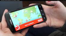 Google's Coke campaign allowed users at select vending machines to log on to a Coke app and send a real can of coke to a stranger standing at a vending machine across the world.