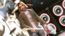 Kurt Cobain as he appears in Activision's Guitar Hero 5, perhaps the only way the graduating class of 2014 may know him. (Gamespress photo)
