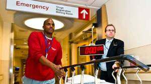 Sunnybrook researchers are studying the use a stop clock in emergency situations.