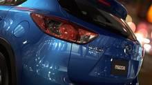 2013 Mazda CX-5 (Mazda)