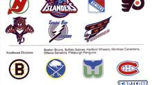 The logo of the Montreal Canadiens is seen in this file photo. (Canadian Press)