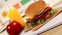 School lunch (Junghee Choi/Getty Images/iStockphoto)