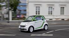 smart fortwo ed (Daimler AG - Global Communicatio/Mercedes-Benz)