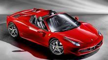 458 Italia Spider (Ferrari)