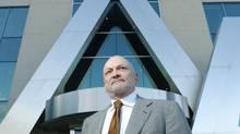 Apotex president Jack Kay. (Kevin Van Paassen/Kevin Van Paassen/The Globe and Mail)