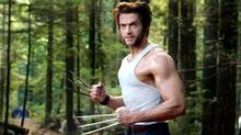 Hugh Jackman as Wolverine in X-Men. Once reliant on a heavy diet of meat protein, the actor is a convert to veganism. (20th Century Fox Film)
