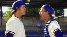 Bull Durham offers us a small glimpse into the interior, contemplative component that is such a large part of baseball.