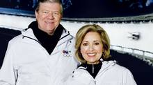 CTV anchors Bill Good and Pamela Martin are leaving the network. (Handout/Handout)