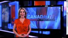 Krista Erickson quit her slot on the Sun News Network's 'flagship daytime show' Canada Live late last week and moved to London, sources confirmed.