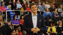 "Dr. Mehmet Oz is shown in a 2012 photo. Television host Dr. Mehmet Oz has weighed in on Toronto Mayor Rob Ford's battle with addiction, warning that a ""grandiose"" and ""playful"" attitude while in rehab will get him nowhere. (THE CANADIAN PRESS)"