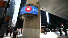 Bank of Montreal reports quarterly results, Tuesday. (Fernando Morales/The Globe and Mail)