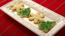 Shortbread Cookies (Kevin Van Paassen For The Globe and Mail)