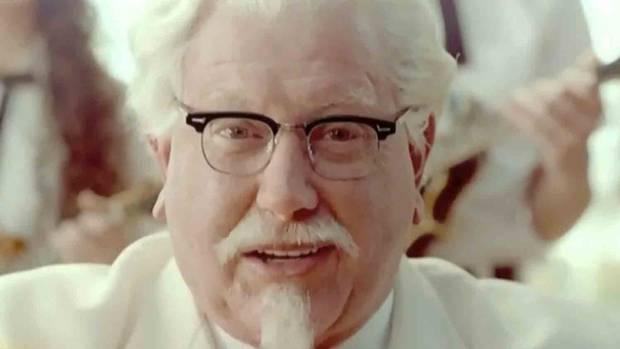 Kfc Commercial 2015 Creepy The new KFC Colo...