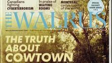 The Walrus magazine cover