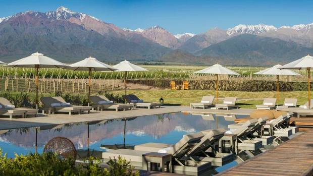 A Wine Lover 39 S Must Visit Resort The Globe And Mail