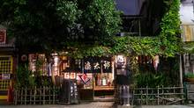 The okonomiyaki restaurant felt like a social club. In Japan, it is easy to meet people when you go out to eat and many will tell you what to order. (Chris Nuttall-Smith/The Globe and Mail)