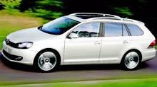 2012 VW Golf Wagon (Volkswagen)