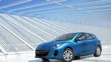 2012 Mazda3 Sport with SKYACTIV (Mazda)