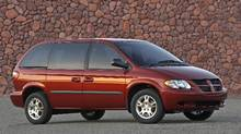 The 2004 Dodge Grand Caravan offered a smooth, humiliating ride, as well as modest fuel economy and zero style. (FCA)