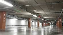 Developers of new office buildings in downtown Vancouver now are required to provide fewer parking spots - in some cases, less than half of what would have been required two decades ago. (morawskistudio/iStock photo)