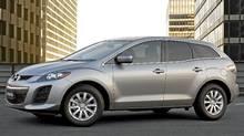 2011 Mazda CX-7 (Mazda)