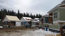 Chinese workers began arriving at the site, some 1,000 kilometres north of Vancouver, in recent weeks. (HD Mining)