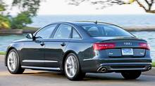 The A6 was redesigned for 2012. (Audi)